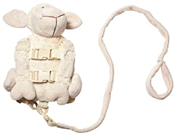 2 in 1 Harness Buddy Lamb