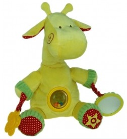 Activity Giraffe – Yellow