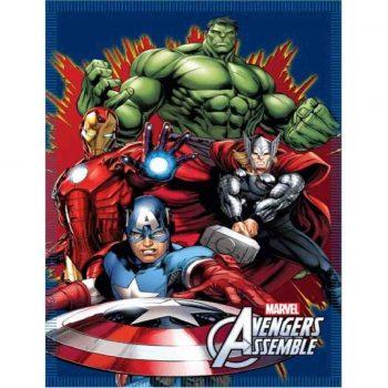 Avengers Microfiber Blanket – Hulk