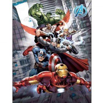 Avengers Microfiber Blanket – Ironman
