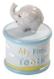 Baby Elephant First Tooth – Baby Boy