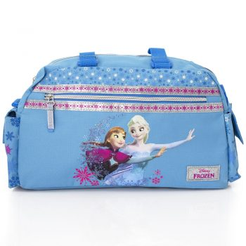 Frozen Sports Bag – Blue