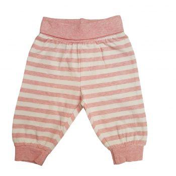Jelly Bean Pink Stripe Pants