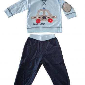 Boys Tracksuit Set – Taxi
