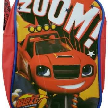 Blaze Monster Machines Messenger Shoulder Bag