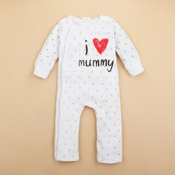 Baby Jumpsuit – I Love Mummy