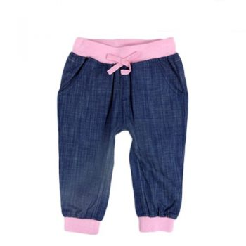 Kaboosh Baby Jeans – Denim Pink