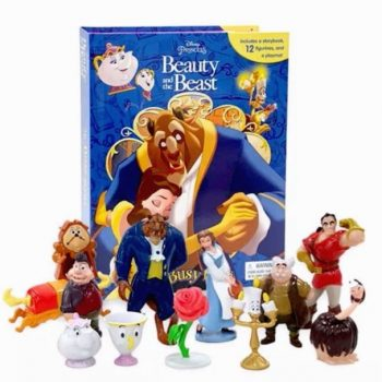 Beauty and the Beast – My Busy Book