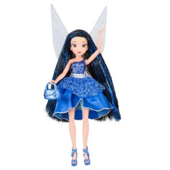 Disney Fairies Deluxe Fashion Twist Silvermist