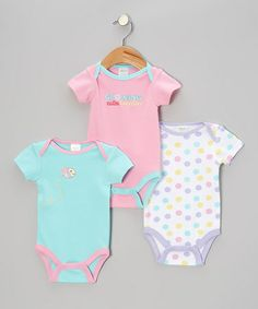Bodysuits 3pk – Growing cuter everyday
