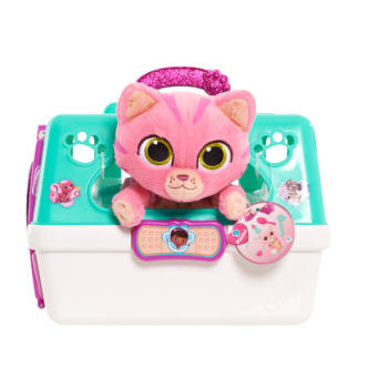 Doc McStuffins Pet Vet On the Go – Kitten