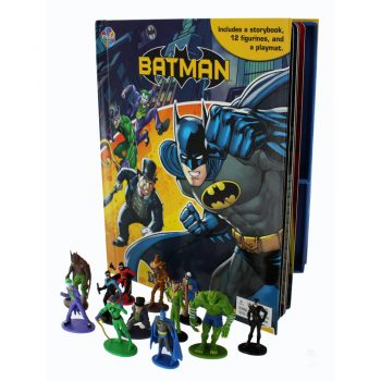 Batman – My Busy Book