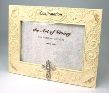 First Confirmation Photo Frame 6×4