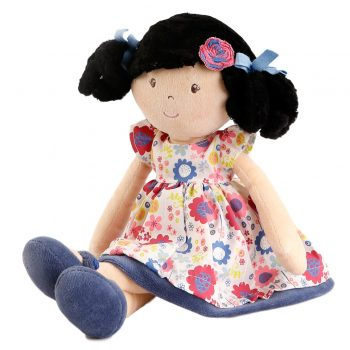 Flower Kids Doll – Black Hair