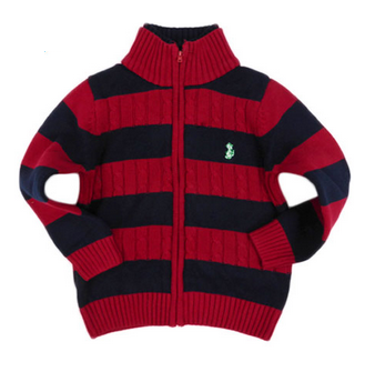 Boys Knit Jacket