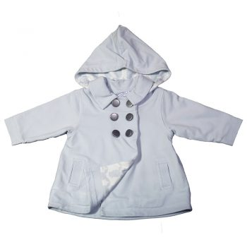 Boys Coat with Detachable hood
