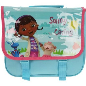 Doc McStuffins Backpack Satchel Bag