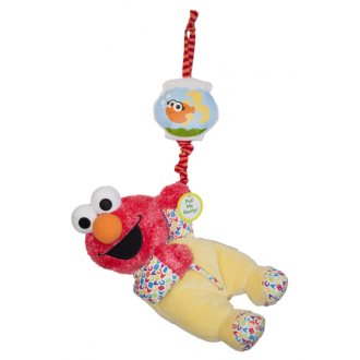 Elmo Musical Pull Toy