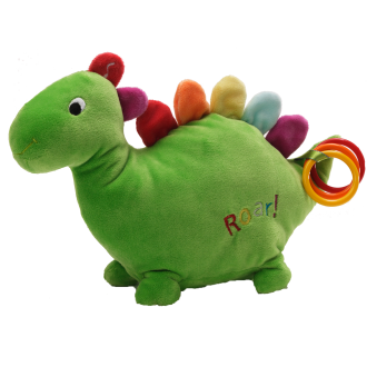 Counting Plush Dinosaur