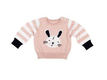 Bunny Baby Jumper