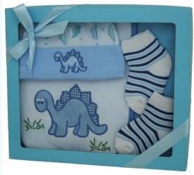 Gift Set – Baby Boy Dinosaur