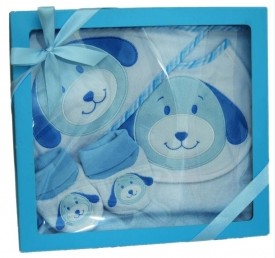 Gift Set – Baby Boy Puppy