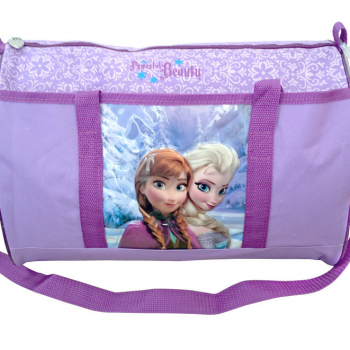 Frozen Sports Bag – Purple