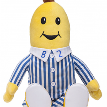 Bananas In Pyjamas Classic Plush Toy – B2