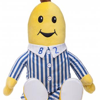 Bananas In Pyjamas Classic Plush Toy – B2