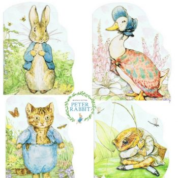 Beatrix Potter set of 4 Books
