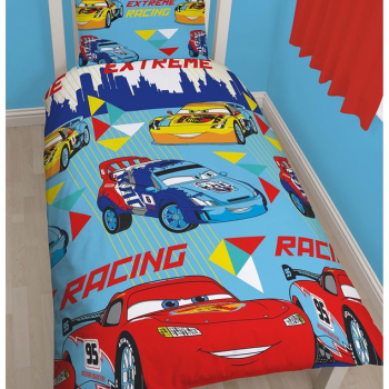 Cars Quilt Cover Set – Single