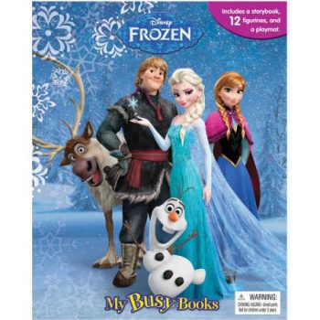 Frozen – My Busy Book