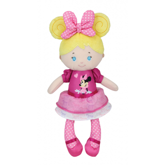 Disney Baby Doll – Minnie Mouse Dress Pink