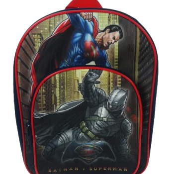 Batman vs Superman Arch Backpack
