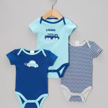 Bodysuits 3pk – Loaded with cute