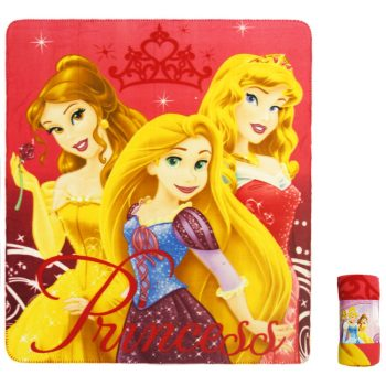 Disney Princess Polar Fleece Blanket