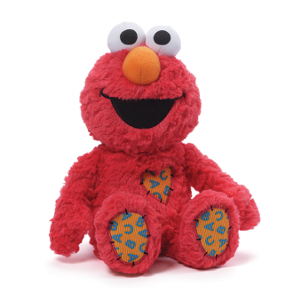 Elmo Patch Plush 25cm