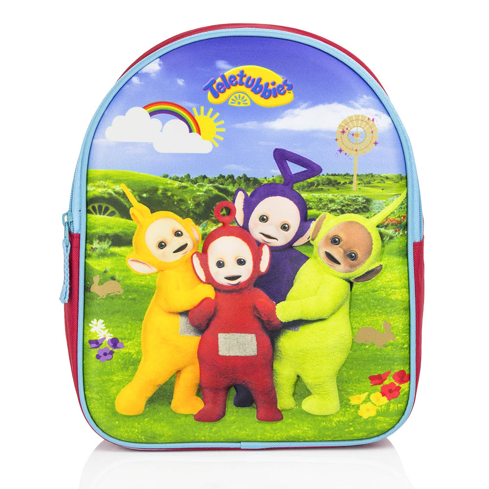 b73f331a856 Teletubbies 3D Backpack – Simply Bubs Merchandise