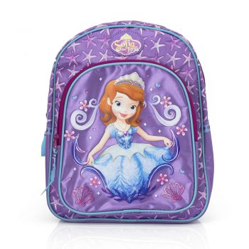 Sofia the First Arched Backpack
