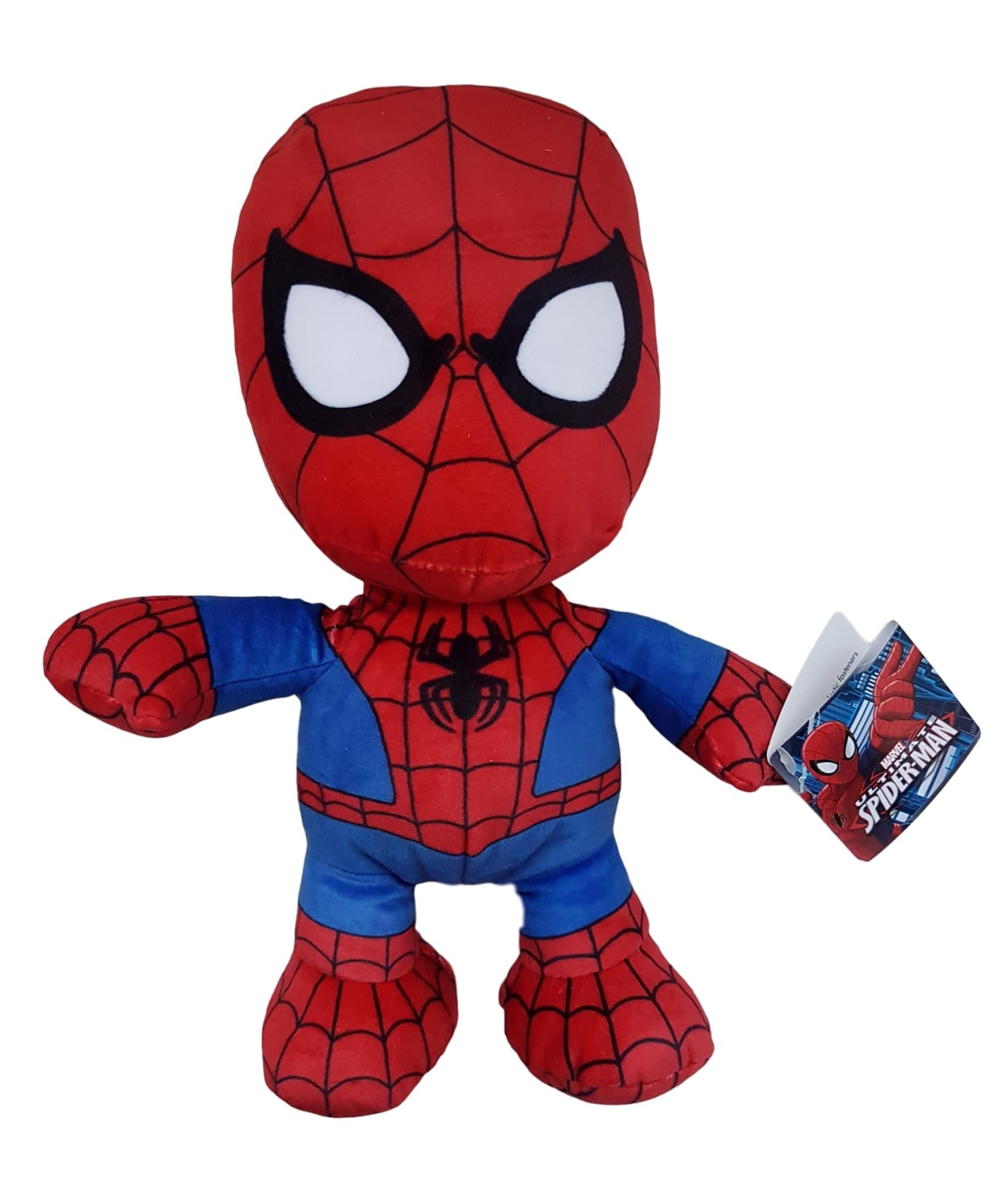 Marvel Medium Spider-Man Talking Plush
