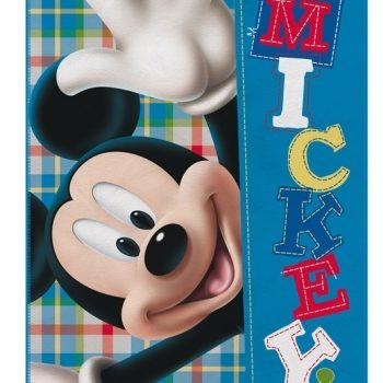 Mickey Mouse Polar Fleece Blanket