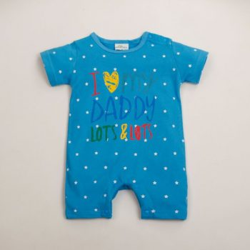 Romper – I Love My Daddy Lots & Lots