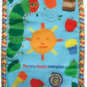 The Very Hungry Caterpillar Tummy Time Playmat