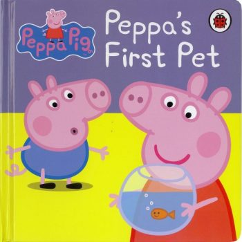 Peppa Pig – Peppa's First Pet