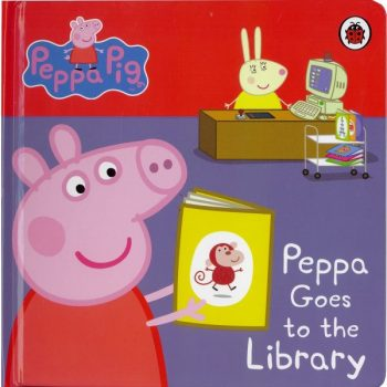 Peppa Pig – Peppa Goes to the Library