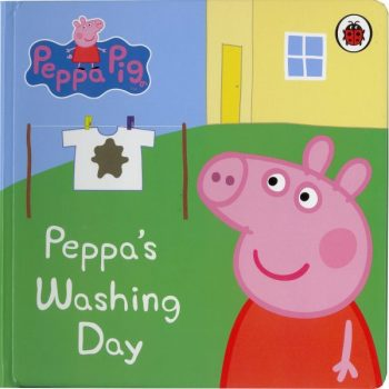 Peppa Pig – Peppa's Washing Day