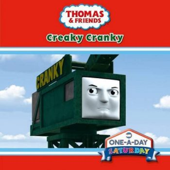Thomas & Friends One-A-Day – Saturday