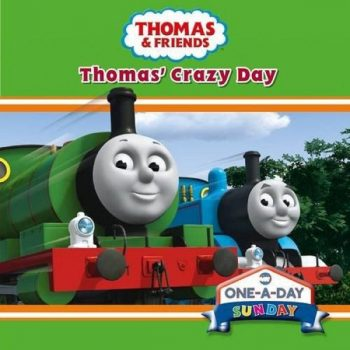 Thomas & Friends One-A-Day – Sunday