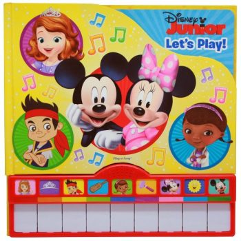 Play A Song Disney Junior Let's Play