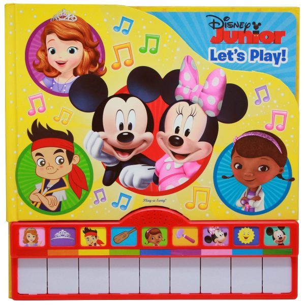 ee171dfcca4 Play A Song Disney Junior Let s Play – Simply Bubs Merchandise